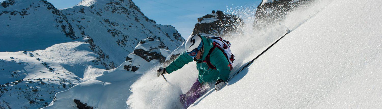 Verbier Ski Instructor Roddy Willis