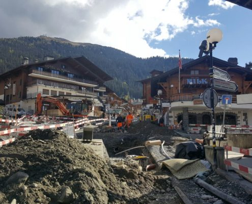 Verbier is the big Cheese in the Alps
