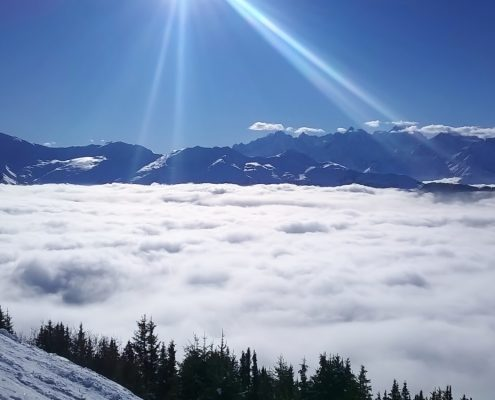 Just another perfect ski time