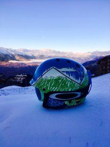 Ski Helmet   Safety First