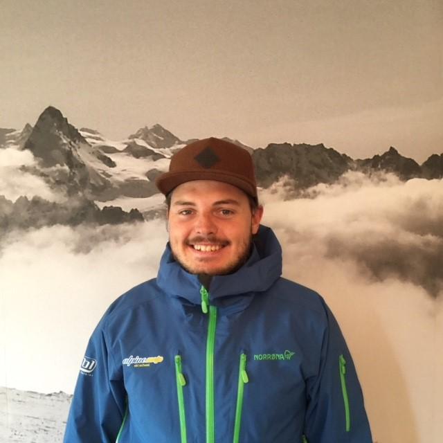 Haute Nendaz Ski Instructor Oli Partrick