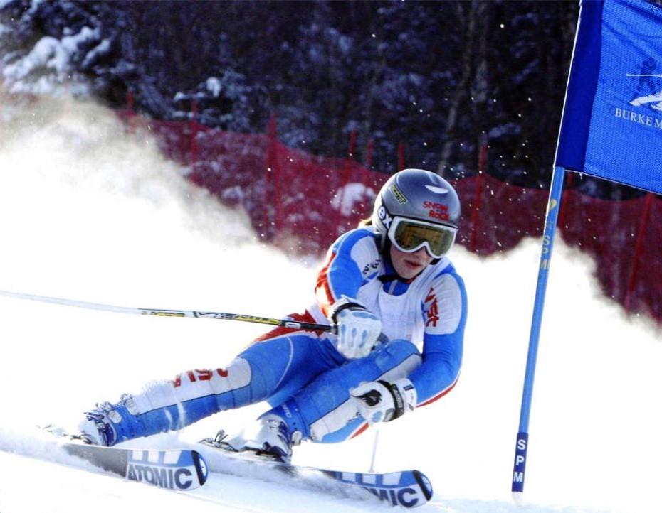 Ex Altitude Ski Instructor Sega Fairweather