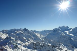Half term ski lessons Verbier