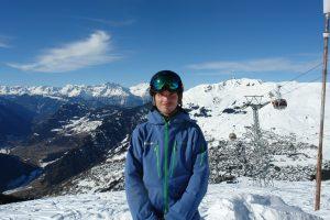 Verbier Ski Instructor Olly