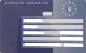 What is an EHIC Card? Make sure you have one ready for a ski holiday