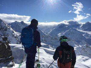 The best Verbier Ski Instructor s in their time off