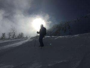 Ski school in Verbier