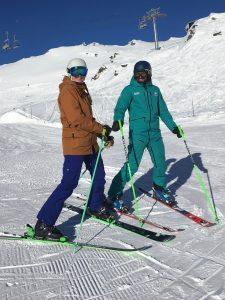 Ski Instructor Training Programme Switzerland