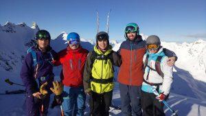 AlpineMojo CORE Level 3 training