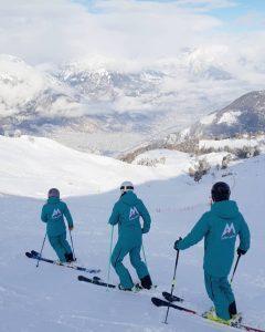 best value for money private ski lessons Verbier