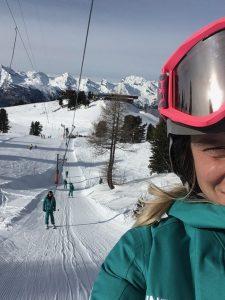 private ski lessons Verbier